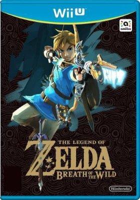 The Legend of Zelda: Breath of the Wild til Wii U