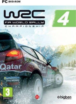 WRC FIA World Rally Championship 4 til PC