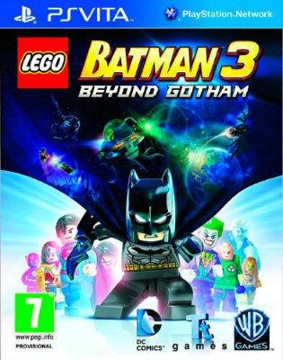 LEGO Batman 3: Beyond Gotham til Playstation Vita