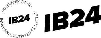 Innebandy24.no logo