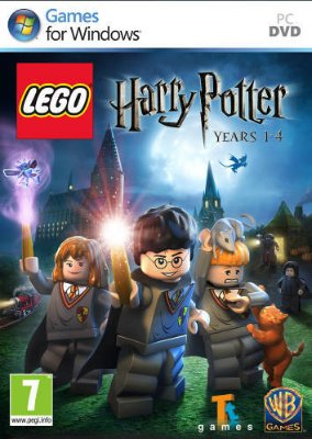 LEGO Harry Potter: Years 1-4 til PC