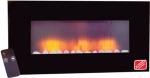 Elektrisk peis med fjernkontroll (RC)