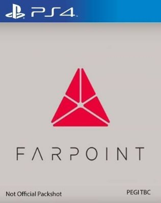 Farpoint til Playstation 4