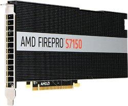AMD FirePro S7150 8GB Passive