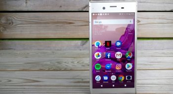 Test: Sony Xperia XZ1