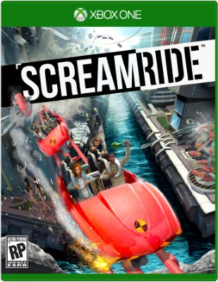 ScreamRide til Xbox One
