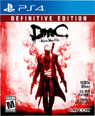 DmC: Devil May Cry: Definitive Edition til Playstation 4