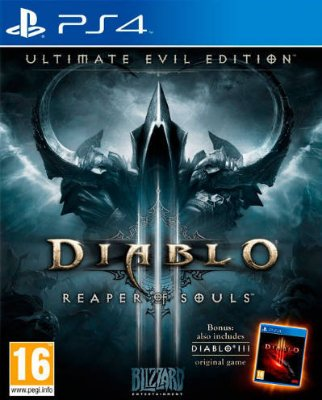 Diablo III: Ultimate Evil Edition til Playstation 4