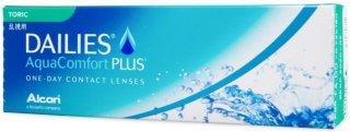 Ciba Vision DAILIES AquaComfort Plus Toric 30p