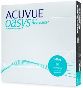 Johnson & Johnson Acuvue Oasys 1-Day 90p