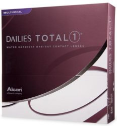 Alcon Dailies Total 1 Multifocal 90p