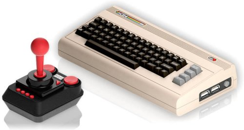 Retro Games C64 Mini
