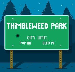 Thimbleweed Park til iPad