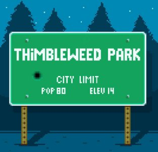 Thimbleweed Park til Android