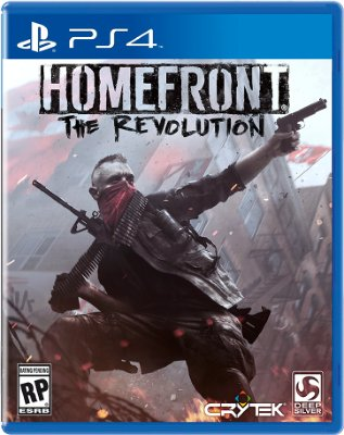Homefront: The Revolution til Playstation 4