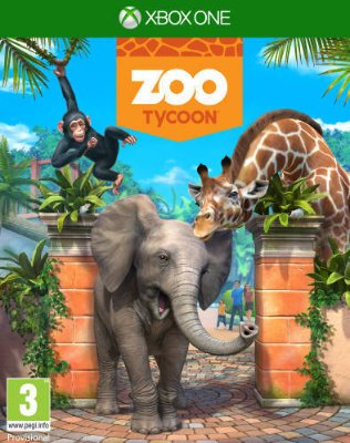 Zoo Tycoon til Xbox One
