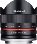 Samyang 8mm f/2.8 UMC Fisheye for Sony