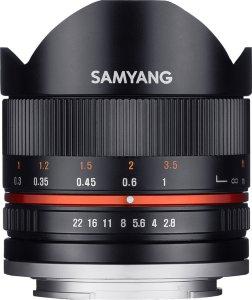 8mm f/2.8 UMC Fisheye for Sony