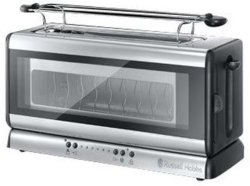 Russell Hobbs Clarity Glass Toaster