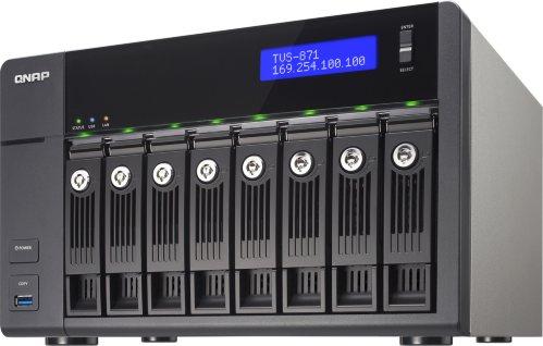 Qnap TVS-871 4GB