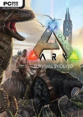 ARK: Survival Evolved til PC