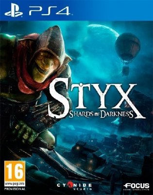 Styx: Shards of Darkness til Playstation 4