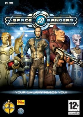 Space Rangers til PC