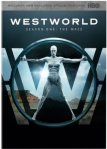 Westworld Sesong 1 (DVD)