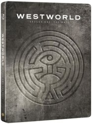 Westworld Sesong 1 Limited Steelbook (Blu-ray)