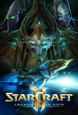 StarCraft II: Legacy of the Void til PC