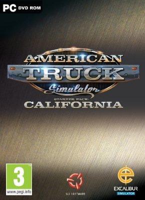 American Truck Simulator til PC