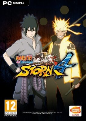 Naruto Shippuden: Ultimate Ninja Storm 4 til PC