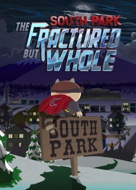 South Park: The Fractured But Whole til Playstation 4