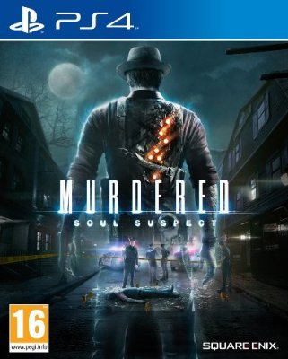 Murdered: Soul Suspect til Playstation 4