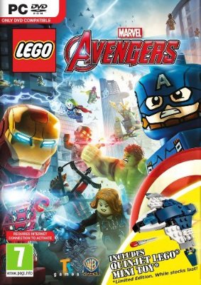 LEGO Marvel's Avengers til PC