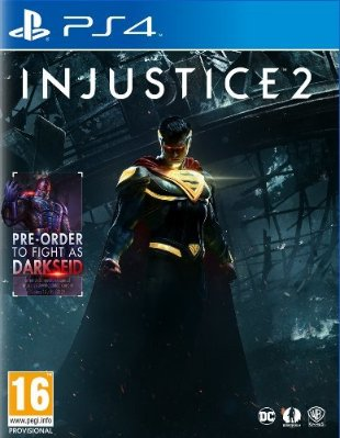 Injustice 2 til Playstation 4