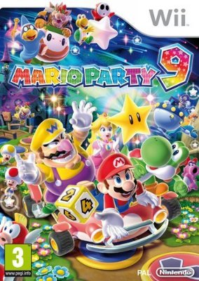 Mario Party 9 til Wii