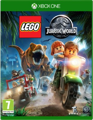 LEGO Jurassic World til Xbox One