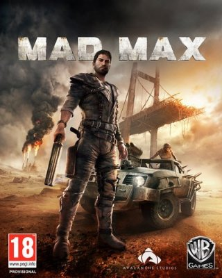 Mad Max til Playstation 4
