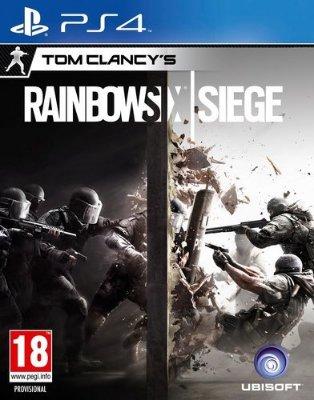Rainbow Six Siege til Playstation 4
