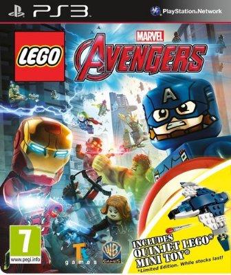 LEGO Marvel's Avengers til PlayStation 3