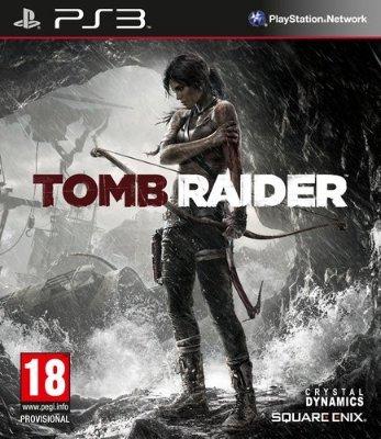 Tomb Raider til PlayStation 3