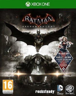 Batman: Arkham Knight til Xbox One