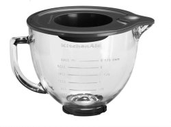 KitchenAid Glassbolle 4,83 L