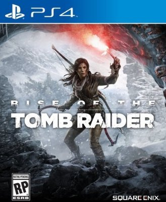 Rise of the Tomb Raider til Playstation 4
