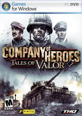 Company of Heroes: Tales of Valor til PC