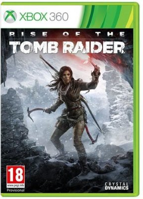Rise of the Tomb Raider til Xbox 360