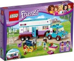 LEGO Friends Veterinærbuss for Hester 41125