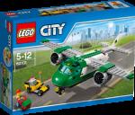 LEGO City Fraktfly på flyplassen 60101