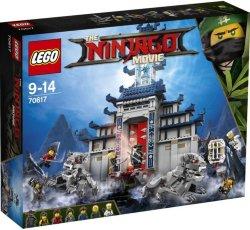 LEGO Ninjago Det ultimate våpens tempel 70617